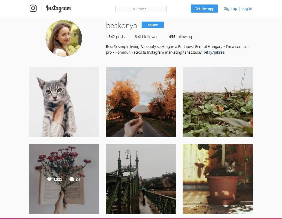 Instagram engagement rate számítása