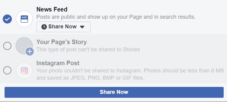 Ezt a gombot keresd a Facebook bejegyzéseid alatt posztoláskor