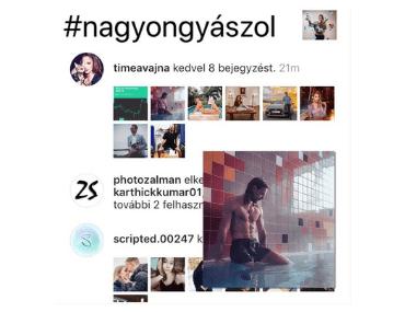 Mit rontott el Vajna Tímea Instagram oldalán?